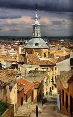Consuegra  La  Mancha  Spain