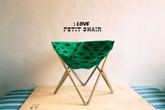 lovely chair from french kids brand Bobo Choses
