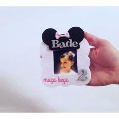 Maça Keçe: Keçe çerçeve magnet / minnie mouse