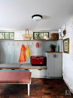 Beata Heuman, Nantucket Home, Nantucket Island, Interior Design Companies, The Ranch, Humble Abode, Mudroom, Decoration, Old Houses