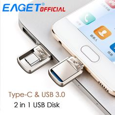 x USB Flash Drives. —Suit for PC and Type-C. Laptop Accessories, Usb Flash Drive, Type, Ebay, Usb Drive