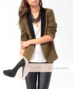 Dale un giro a tu #look con un #pantalón de #cuero. Combina este #outfit con los #Pump Negro #Textil con incrustaciones de #Swarovsky: http://www.brantano.com.mx/producto/660-pump-negro-textil.aspx   #elegante #classy #estilo
