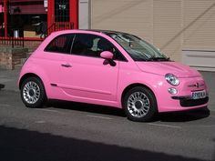 A Review of the 2014 Fiat 500. Find one to test drive at www.carsquare.com/ #car #europeancar