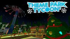 Theme Park Tycoon 2 - Roblox