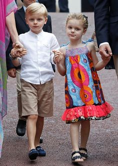 Prince Albert II Photos - Prince Albert II of Monaco, Princess Charlene of Monaco, Prince Jacques and Princess Gabriella attend the traditional Monaco Picnic on September 2019 in Monaco. Andrea Casiraghi, Charlotte Casiraghi, Princess Stephanie, Princess Estelle, Prince And Princess, Princess Alexandra, Princesa Grace Kelly, Princesa Charlene, Beatrice Borromeo