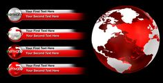 After Effects Project Files - World Lower Thirds Pack | VideoHive  #adobe #motion2011 #aftereffects #3d #productionpremium #corto #largescalevideo #cortometraje #c4d #shortfilm #cinema4d #flash #motion #animation #cg #cgi #motiongraphics #softimage #videohive #envato #lowerthird #opener #videodisplay #3danimation #openingtitles #openingcredits #2d #stopmotion #news #broadcast #corporate #socialmedia #logoreveal