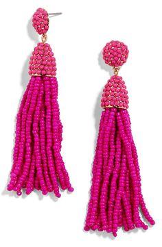 'Piñata' Tassel Earr