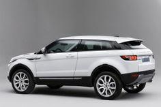 My car of the Future - Range Rover Evoque - Black or white