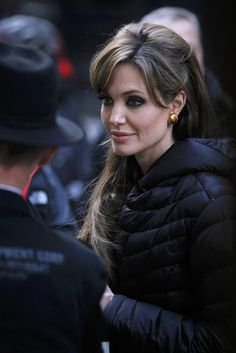 Angelina Jolie Photos: Angelina Jolie On Set Of 'The Tourist'