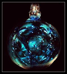 A witch ball is a hollow sphere of plain or stained glass hung in cottage windows in 18th century England to ward off evil spirits and ill fortune. Description from pinterest.com. I searched for this on bing.com/images
