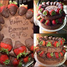 chocolate cake pastel de chocolate