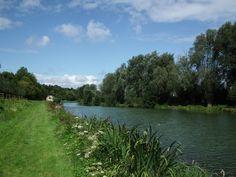 Canal de la Somme à Frise