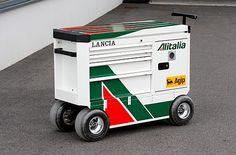 Black-Castle Garage Tool Storage, Workshop Storage, Garage Tools, Garage Shop, Garage Workshop, Tool Box Cabinet, Rolling Tool Box, Tool Cart, Shop Organization