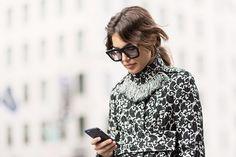 Sunglasses in Winter 只需一步!Garance Dore 教你如何在冬季運用太陽眼鏡成為街頭型人 | Popbee - a fashion, beauty blog in Hong Kong.