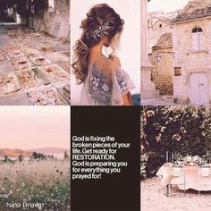 God is always working Christian Facebook Cover, Scripture Quotes, Scriptures, Bible Verses, Beautifully Broken, Mood Colors, Beautiful Collage, Bride Of Christ, Inspirational Message
