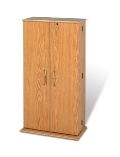 Special Offers - Oak Multimedia Tall Locking Storage Cabinet  Prepac OVS-0205 - In stock & Free Shipping. You can save more money! Check It (April 23 2016 at 04:18AM) >> http://storagecabinetusa.net/oak-multimedia-tall-locking-storage-cabinet-prepac-ovs-0205/