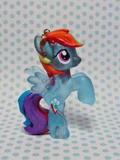 Rainbow Dash Pendant