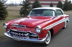 1956 Desoto Coupe: Hemi FireDome
