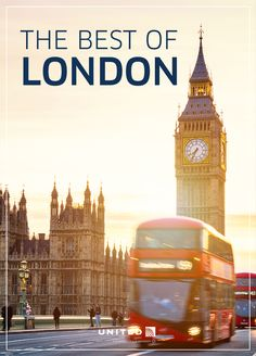 London Fall Travel Guide