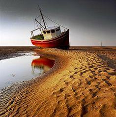 Arte Destacada - Marea baja por Peter OReilly