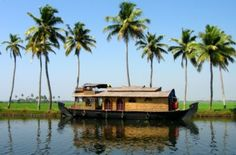 Kerala Houseboat <- so fun! can't wait to do this again this summer!