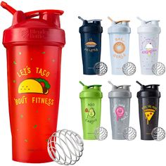 Shaker Mixer Cup with Loop Top Water Bottle Art, Gym Bottle, Water Bottle Workout, Shake Bottle, Cute Water Bottles, Water Bottle Design, Drink Bottles, Hydro Flask Colors, Protein Shaker Bottle