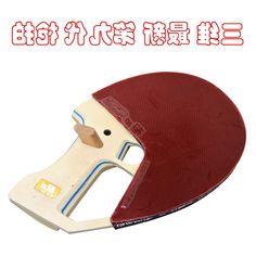 29.00$  Buy now - https://alitems.com/g/1e8d114494b01f4c715516525dc3e8/?i=5&ulp=https%3A%2F%2Fwww.aliexpress.com%2Fitem%2FSANWEI-9th-Generation-Pistol-5-WOOD-Table-Tennis-Blade-ping-pong-blade-table-tennis-bat-Free%2F32672025928.html - SANWEI 9th Generation Pistol   Table Tennis Blade/ ping pong blade/ table tennis bat  Free Shipping