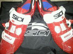 My new Sidi's