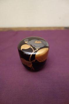 椿の小棗 - kagurra 古道具 かぐら