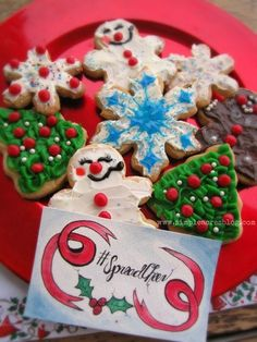 Spread Cheer with Christmas Sugar Cookies #ad