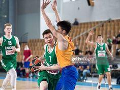 BERLIN, GERMANY - MAY 14: Ignas Sargiunas, #7 of U18 Zalgiris... #rade: BERLIN, GERMANY - MAY 14: Ignas Sargiunas, #7 of U18… #rade
