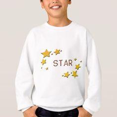 stars sweatshirt - diy cyo customize create your own personalize