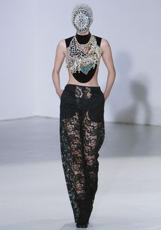 MAISON MARTIN MARGIELA- Haute Couture Automne-Hiver 2012-2013