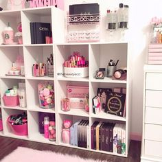 Image result for storing makeup in the pax wardrobe