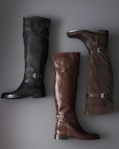 Isabella Tall Riding Boots    Love these.....and the name! My godaughter...:)