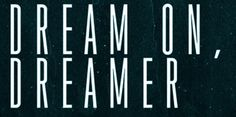 you may say im a dreamer. but im not the only one