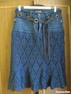 Crochet Skirts, Crochet Clothes, Crochet Lace, Beach Crochet, Crochet Fashion, Diy Fashion, Vintage Fashion, Diy Vetement, Pineapple Crochet