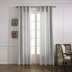 Pas cher simple moderne rideau chambre rideaux fini for Rideaux cottage anglais