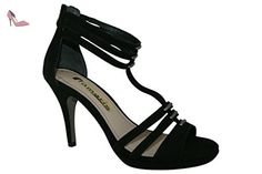 Tamaris , Sandales pour femme * - noir - noir, - Chaussures tamaris (*Partner-Link)