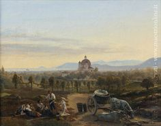 Franz Ludwig Catel (Berlin 1778–1856 Rome)