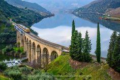 Bridge over the Ribeira de Murça, Foz Coa - Portugal - Jorge Carlos
