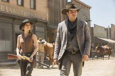 """Westworld"" The Stray (TV Episode 2016) - IMDb"