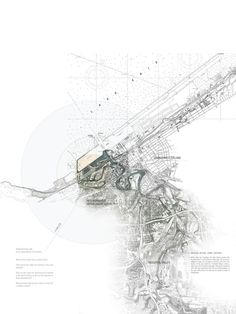 traces and trajectories: a study of the temporal Amanda Gann Archinect Architecture Site Plan, Architecture Mapping, Architecture Graphics, Architecture Drawings, Concept Architecture, Landscape Architecture, Landscape Design, Architecture Diagrams, Site Analysis Architecture