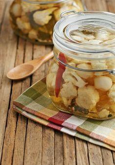 Pickled Cauliflower on Pinterest | Pickled Green Beans, Pickled ...