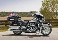 Touring Ultra Classic Electra Glide 2013