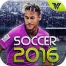 Download Soccer 2016 V 1.0:     Needs update imidietley When you shoot it kicks like 50 yards off target I cant even activste my squad   Here we provide Soccer 2016 V 1.0 for Android 2.0.1++ Are you a really football fan? Well now you have a real experience in your pocket, soGet ready for the best football in the world!...  #Apps #androidgame #AbhiSApps  #Sports http://apkbot.com/apps/soccer-2016-v-1-0-3.html