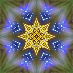 Glistening Golden Star - a kaleidoscope of lights.Find this design at RedBubble on Acrylic Blocks; Art Prints; Clocks; Clothing for women, men, children; Duvet Covers; Phone Cases & Skins; Greeting Cards; Hardcover Journals; Laptop Sleeves; Mugs; Pillows & Cushions; Scarves; Tote Bags; Wall Tapestries