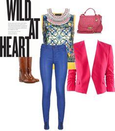"""Newyork fashion"" by akshprem on Polyvore"