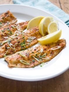 Here's a quick recipe for those who don't like any fishiness in their seafood. The sweet, delicate taste of trout is complemented well by Cajun spice for a healthy, flavorful entrée. Enjoy it with a sliced tomato salad and a fresh baguette with sweet cream butter.