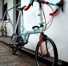Bike Friday, Folding Bicycle, Brompton, Mini Bike, Bike Accessories, Triathlon, Biking, Urban, Adventure